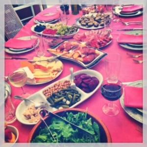 Italian feast!